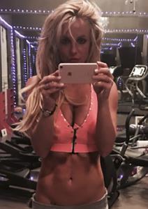 Britney Spears tummy tuck