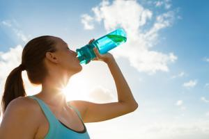 hydration lose fats